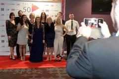 South West Fast Growth 50 Awards at Ashton Gate Stadium