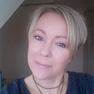 Jeanette Arvidsson : Business Development Manager
